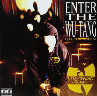 Wu-Tang Clan ‎- Enter The Wu-Tang (36 Chambers) (LP) (180g Vinyl) (M/M) (Sealed) (1)